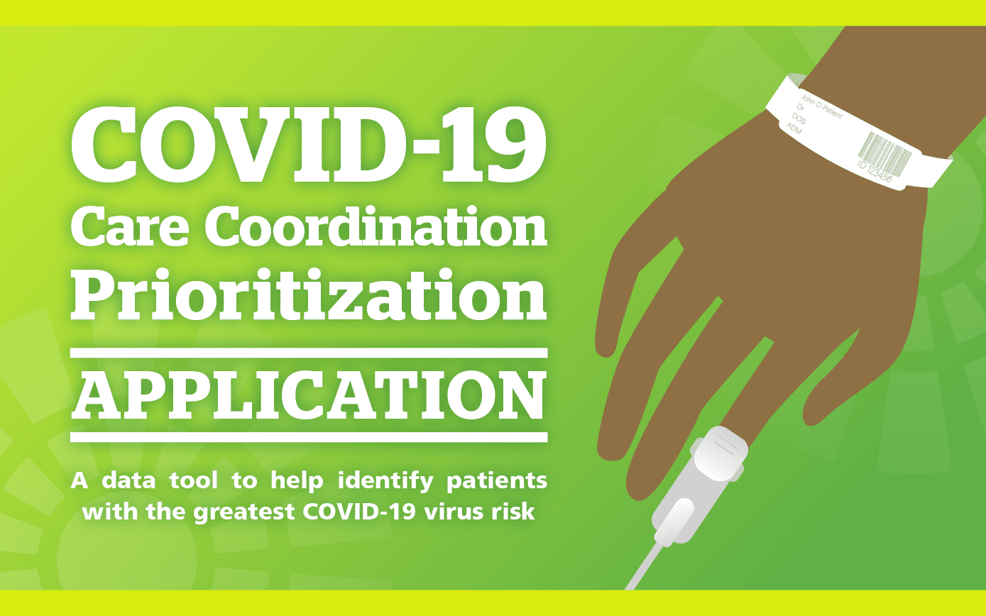 OneCare Launches COVID-19 Care Coordination Prioritization Application