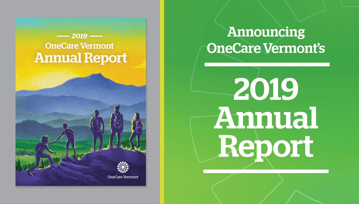 Announcing Our 2019 Annual Report
