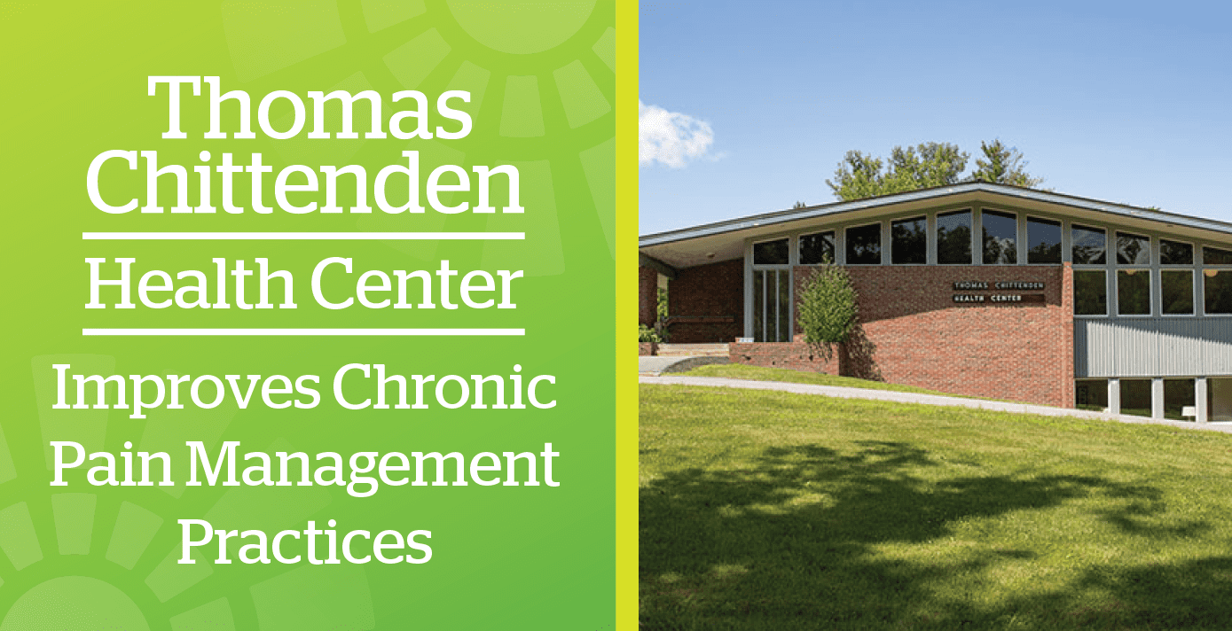 Thomas Chittenden Health Center Story Cover Image Showing Outside of the Clinic Building