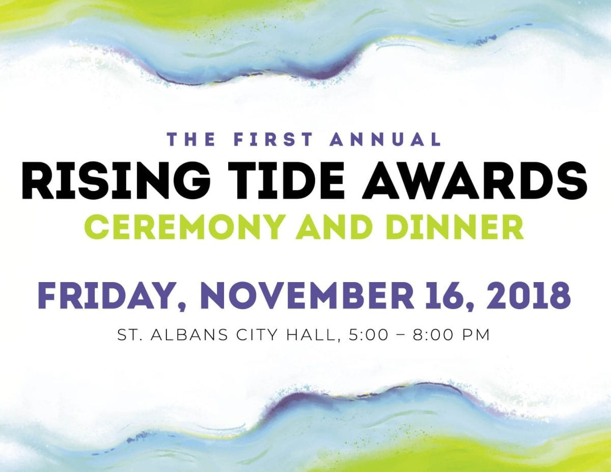 First Annual Rising Tide Awards & Celebration