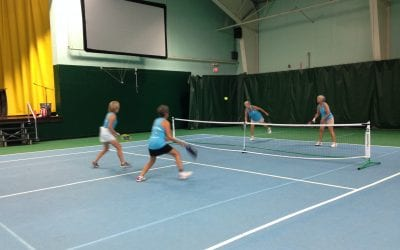 Pickleball & Bocce Ball Sweep the Islands