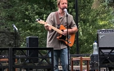 Swanton Brings Music to the Park