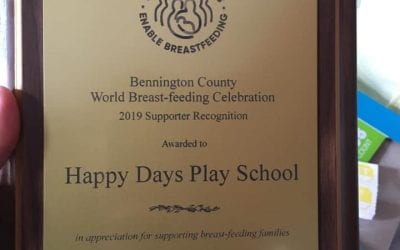 Supporting Breastfeeding in Bennington