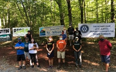 Relationships, Time, and Partnership: The St. Albans Town Forest