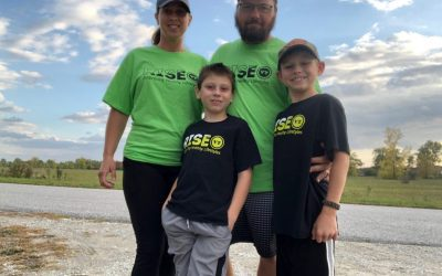 Rise To 5K Success: The Stine Family